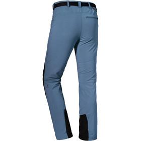Schöffel Tirol Pantalones Hombre, azul/negro